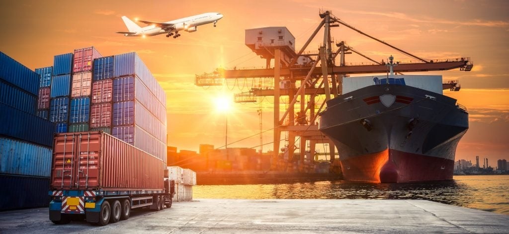 air freight and sea freight from hunter cargo and customs
