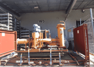 250t press to india project