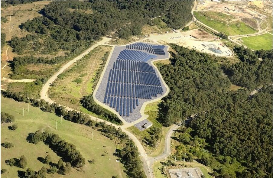 Summerhill Solar Farm Project